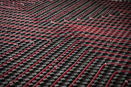 isolation plancher chauffant etude