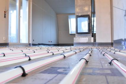 puissance plancher chauffant les chiffres retenir. Black Bedroom Furniture Sets. Home Design Ideas