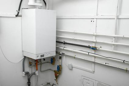 chauffage central gaz