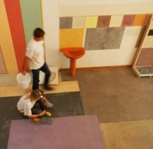 prix du b ton cir au m2 toutes les informations pratiques. Black Bedroom Furniture Sets. Home Design Ideas