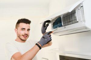 installation climatisation reversible