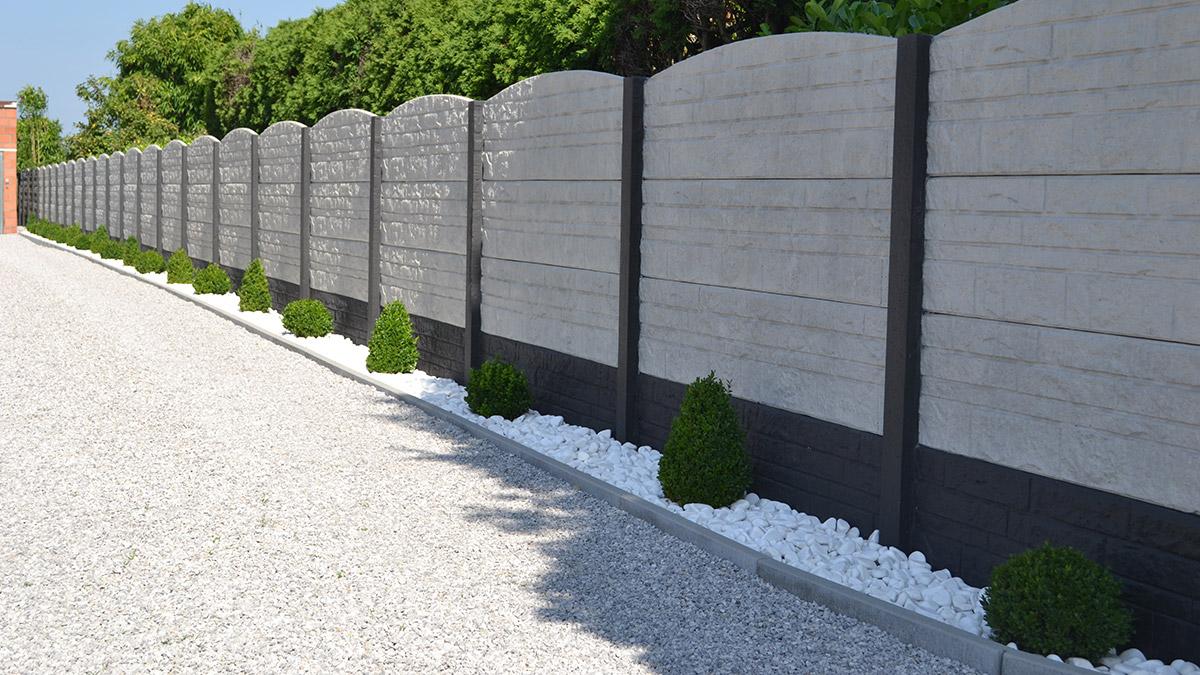 Hauteur Maximum Mur De Séparation mur de clôture : réglementation, prix et matériaux pour