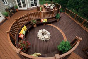 Prix de pose d 39 une terrasse en bois - Prix d une terrasse au m2 ...