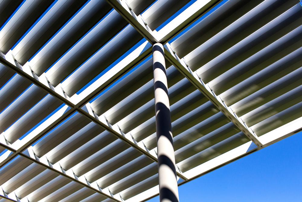 pergola bioclimatique lames-orientables