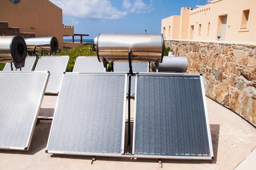 dispositif energetique panneau solaire