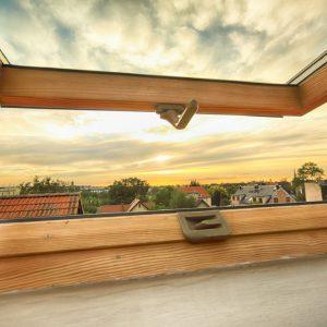guide fenêtre de toit