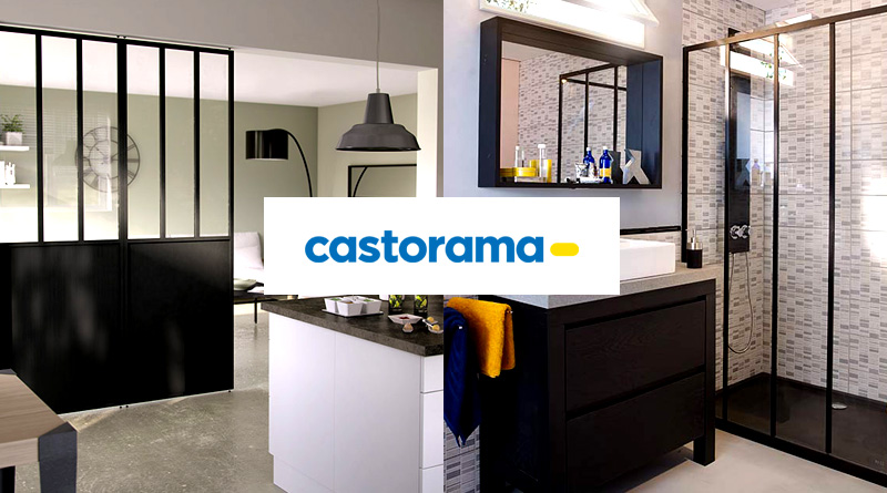 Verriere Interieure Chez Castorama Monequerre Fr