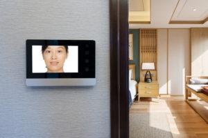 pose d 39 un interphone guide complet et d taill. Black Bedroom Furniture Sets. Home Design Ideas
