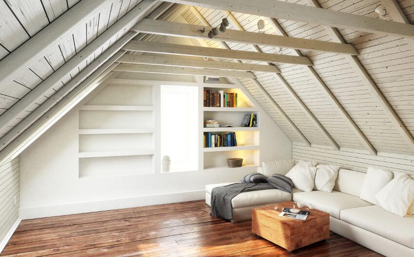 am nager ses combles guide et exemple de devis. Black Bedroom Furniture Sets. Home Design Ideas