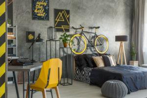 Studio style urbain