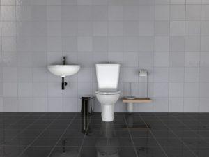Prix de pose d'un WC