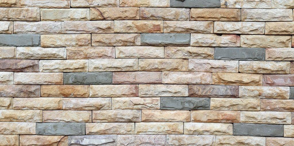Mur en pierre de taille - pierre naturelle - pierre apparente