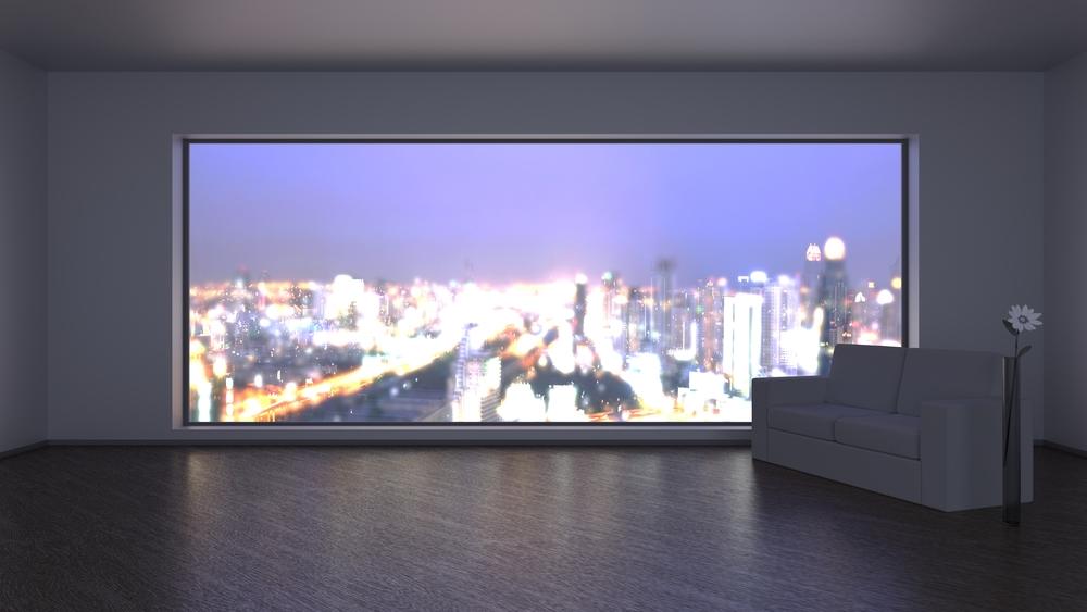 fenetre panoramique nuit