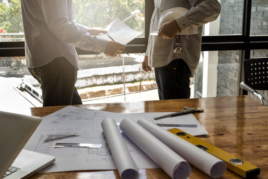 Architecte - permis de construire