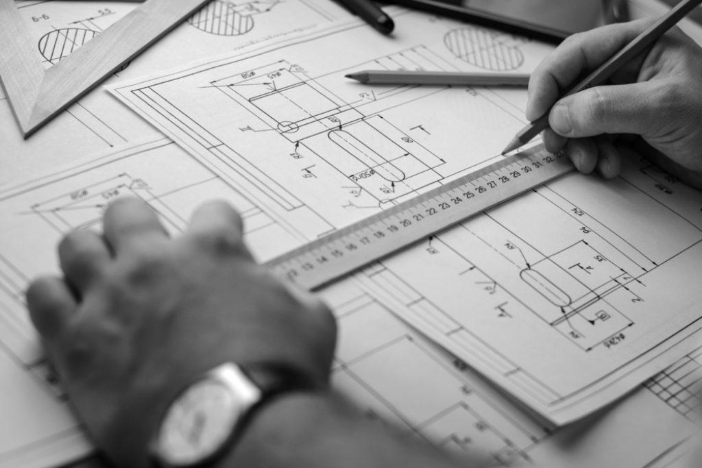 Dessinateur - plans permis de construire