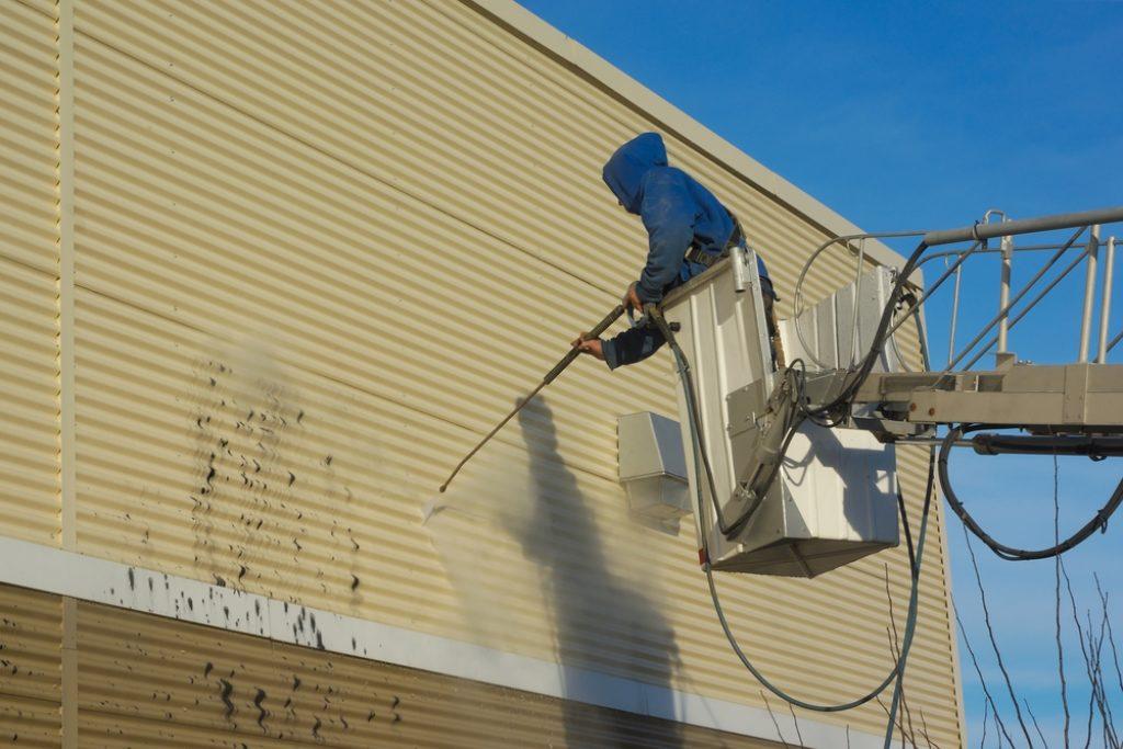 Nettoyage façade - techniques et prix
