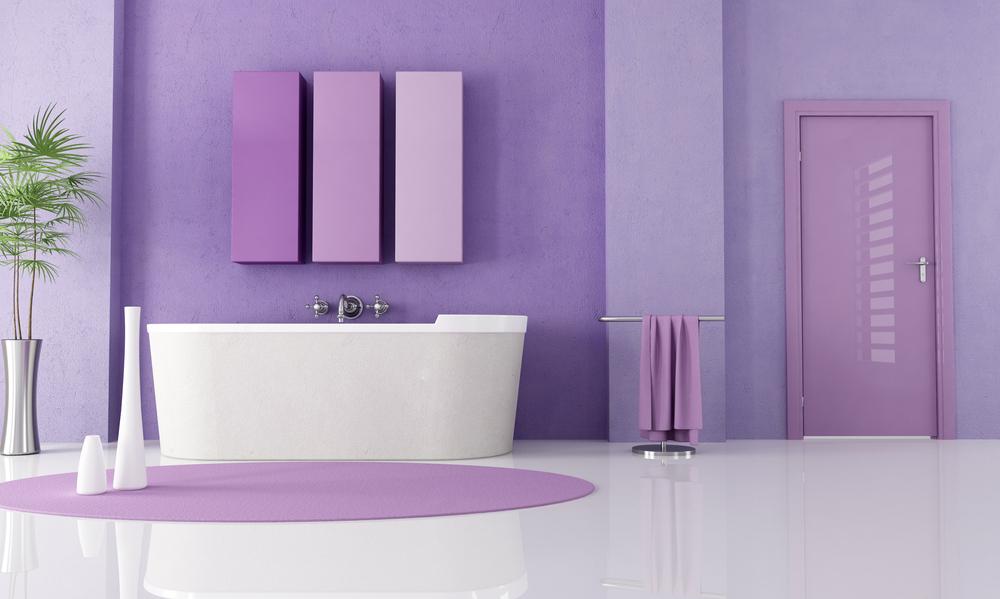 Peinture pour salle de bain guide complet sur le tarif - Peinture pour plafond salle de bain ...