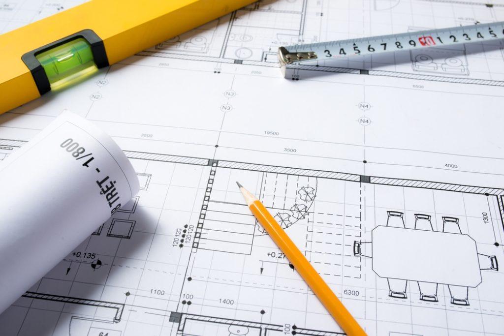 Plans permis de construire
