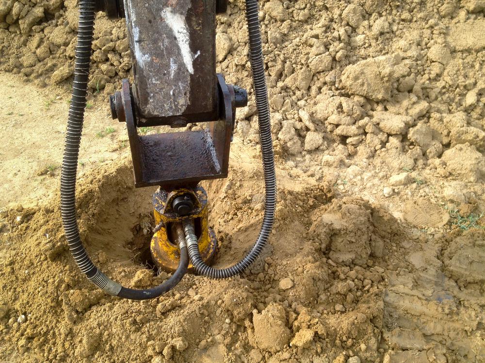Etude de sol pour fondations
