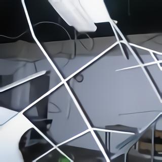 Dégât des eaux faux plafond dalles 600x600