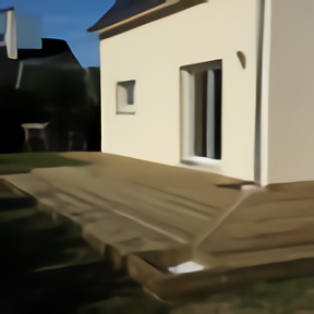 Terrasse bois sapin traité classe