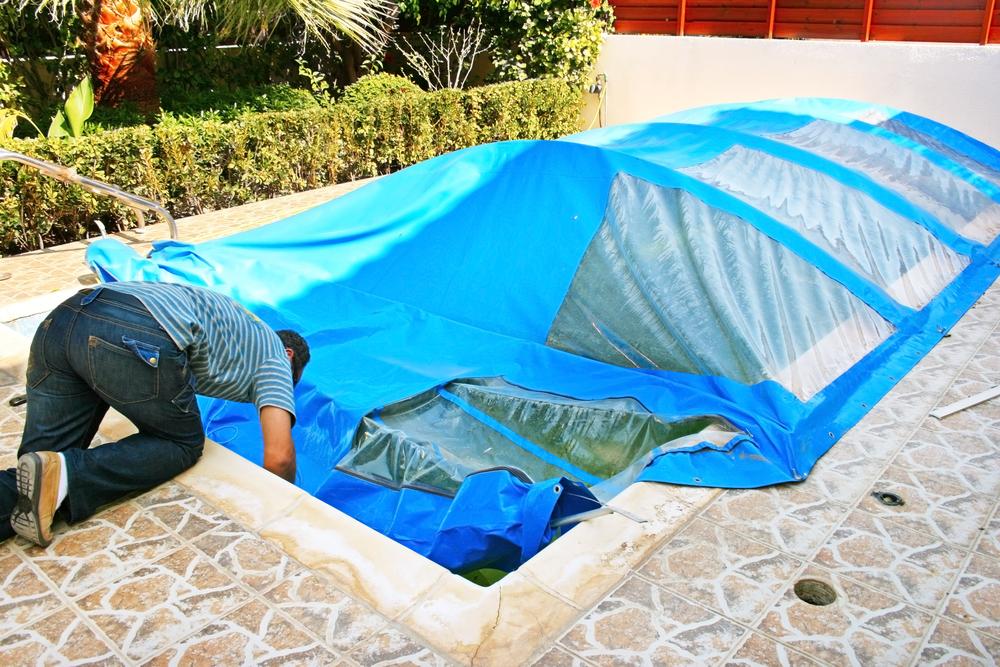 couverture amovible piscine
