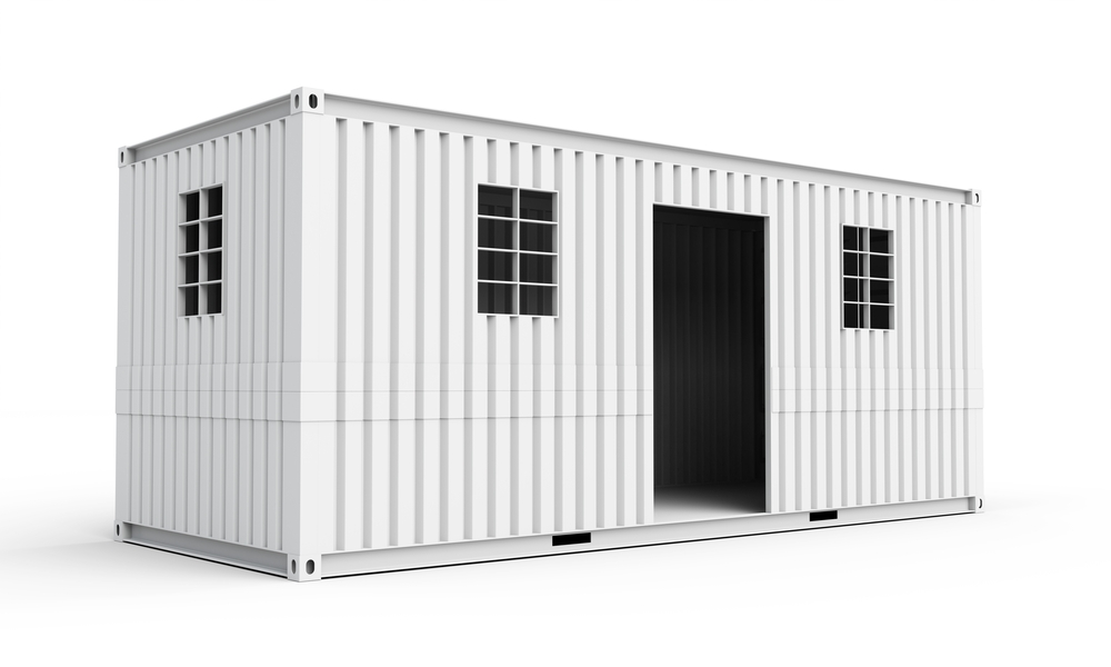 maison container guide des prix r glementation et photos. Black Bedroom Furniture Sets. Home Design Ideas