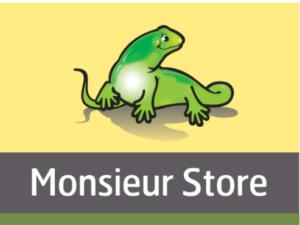 Monsieur store