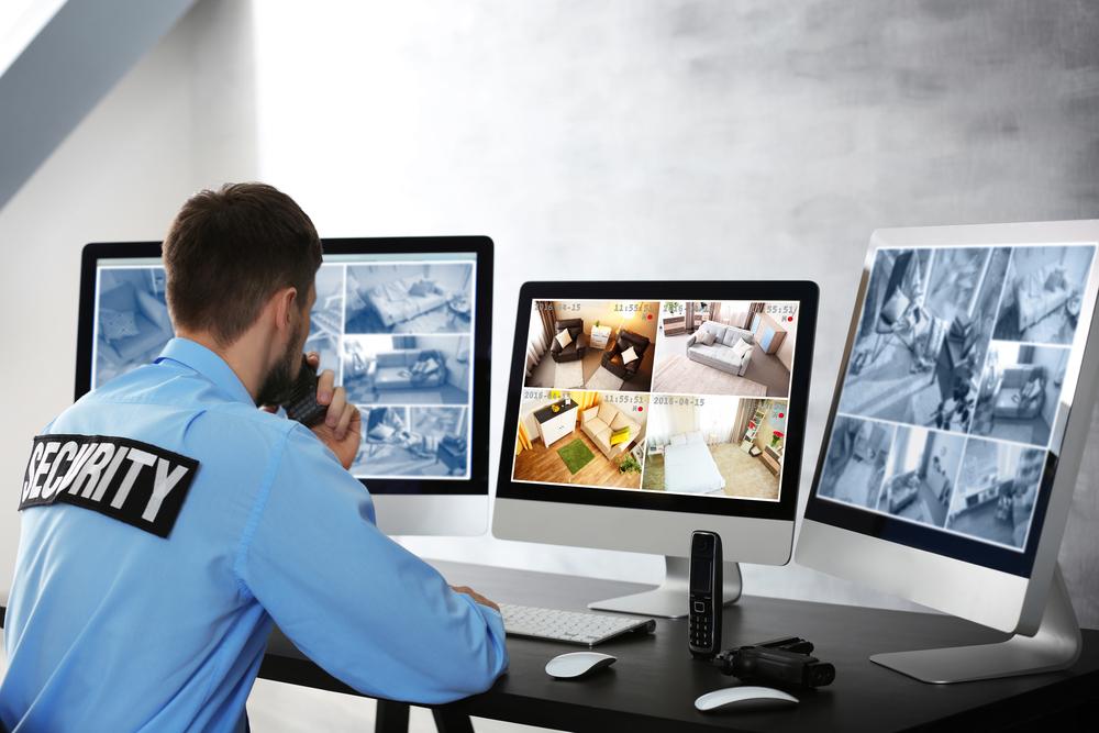 Télésurveillance-Gardiennage-Maison