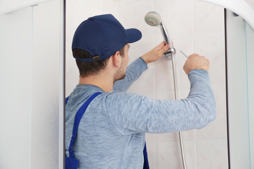 douche pour seniors et PMR