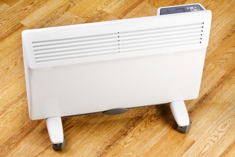 Convecteur électrique mobile