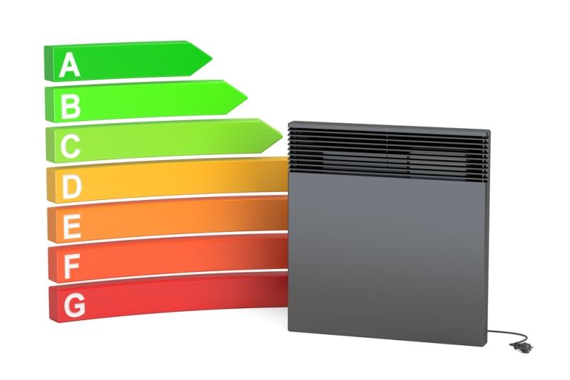 Performances énergétiques d'un radiateur à rayonnement
