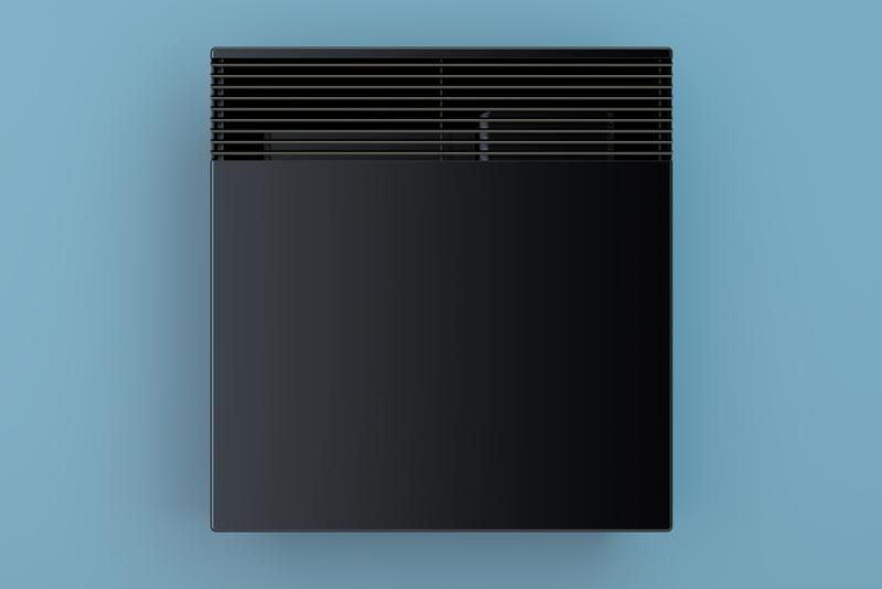 Radiateur à rayonnement noir