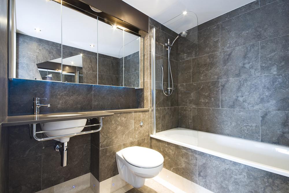 carrelage wc prix lequel choisir et photos de r alisations. Black Bedroom Furniture Sets. Home Design Ideas