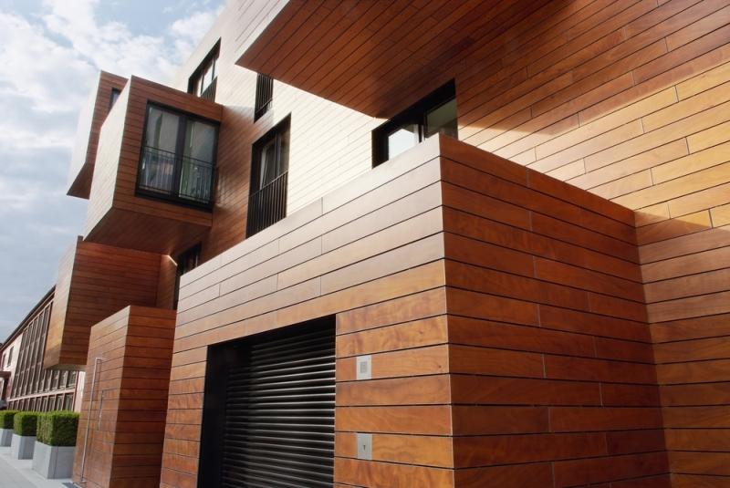 Bardage de façade en bois : lequel choisir ? Quels prix et quels ...