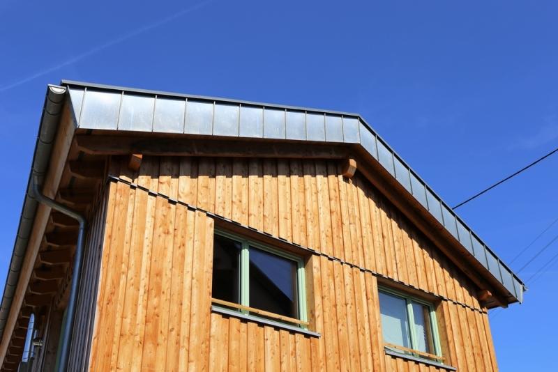 Image Bardage Bois bardage de façade en bois : lequel choisir ? quels prix et quels