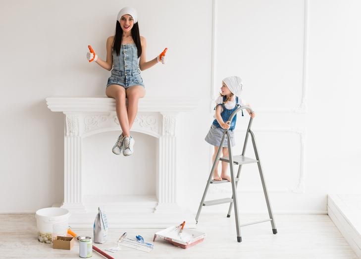 peindre sur du marbre conseils de pros pour viter les erreurs. Black Bedroom Furniture Sets. Home Design Ideas