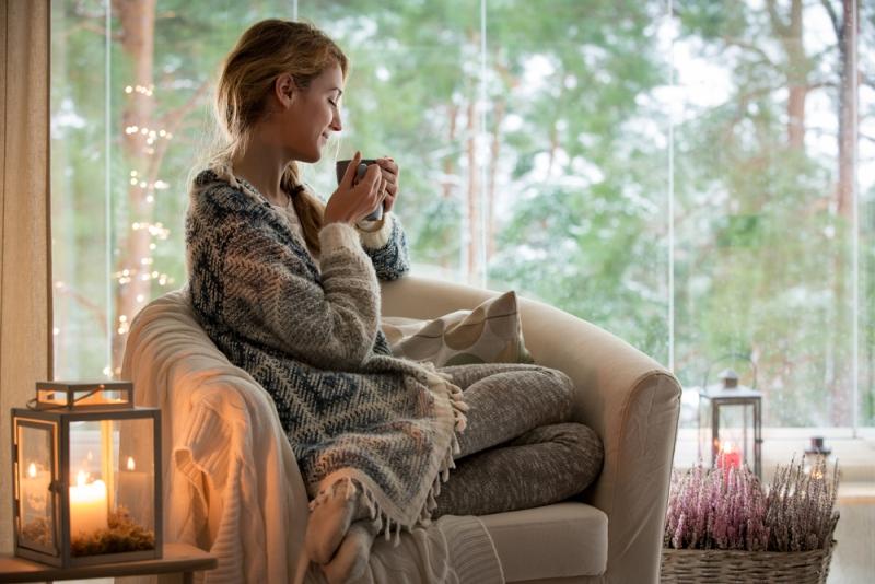 Confort offert par une isolation de fenêtres