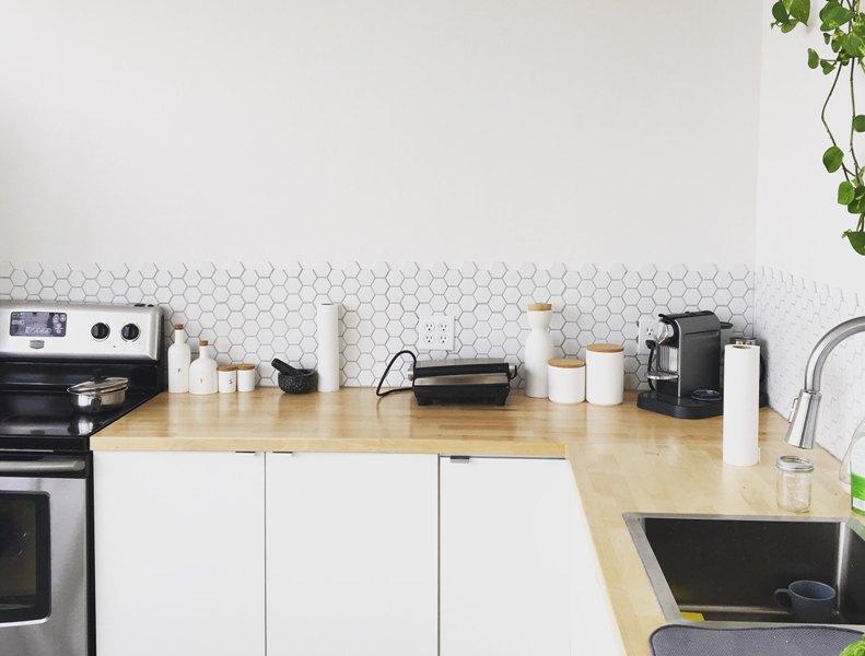 carrelage mural cuisine id es tendance prix et conseils de pro. Black Bedroom Furniture Sets. Home Design Ideas