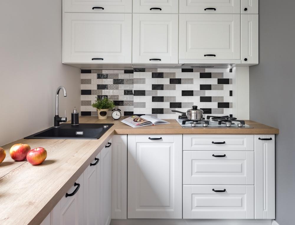 Carrelage mural cuisine id es tendance prix et conseils de pro - Image carrelage cuisine ...