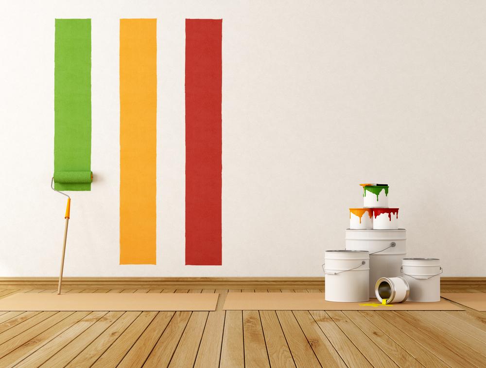 peinture murale comment choisir et quel type. Black Bedroom Furniture Sets. Home Design Ideas
