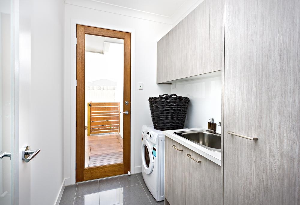 am nager une buanderie nos conseils de pro id es et prix. Black Bedroom Furniture Sets. Home Design Ideas