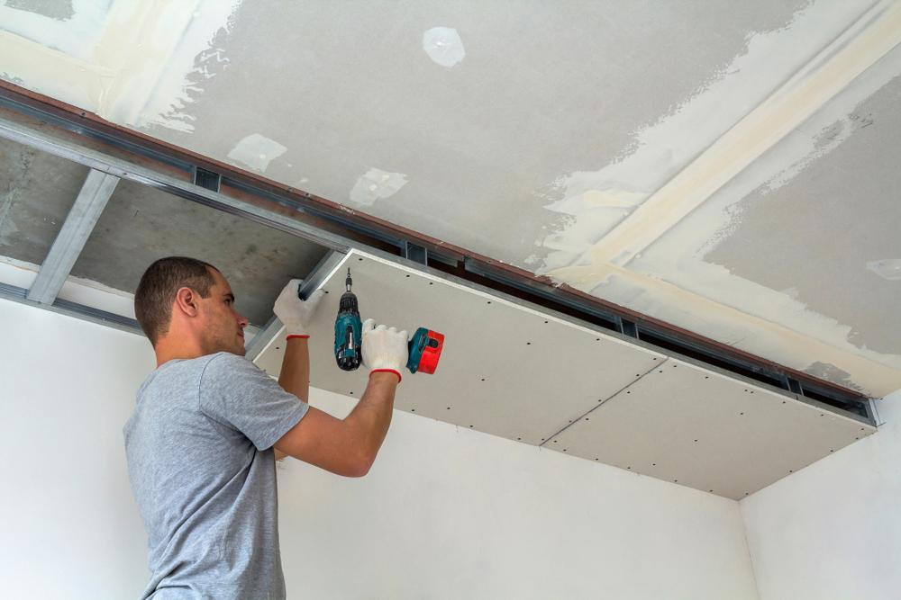 Rénovation Du Plafond Suspendu Prix Et Conseils De Pro Monequerrefr
