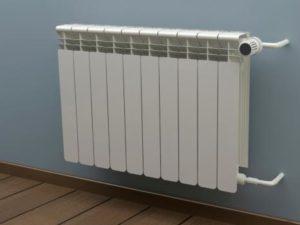 régime d eau radiateur basse température