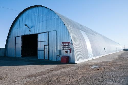 Construire Un Hangar Metallique Prix Modeles Et Conseils