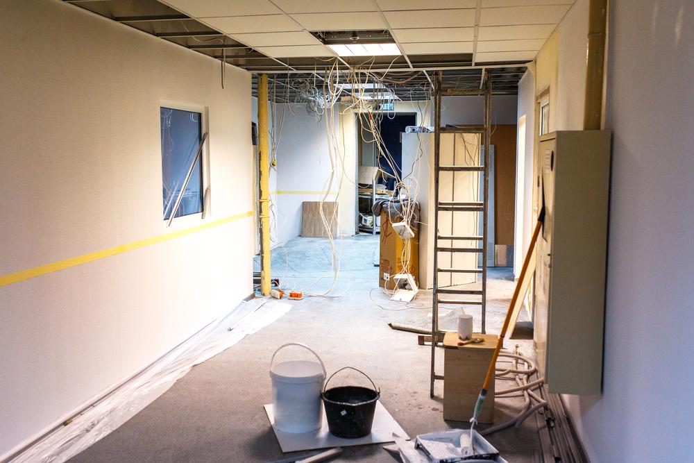 travaux renovation maison