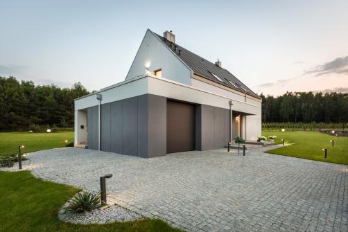 Eclairage exterieur maison (2)