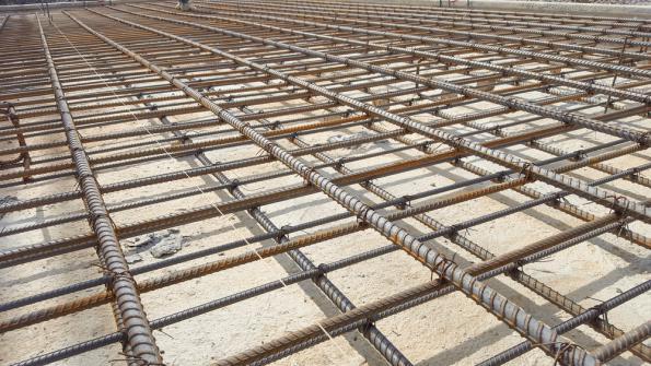 Ferraillage pour dalle beton