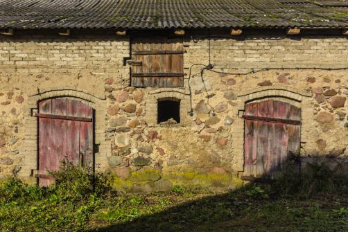 Maison ancienne en pierre a renover
