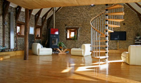 Rénover un intérieur en pierre : comment faire et à quel ...